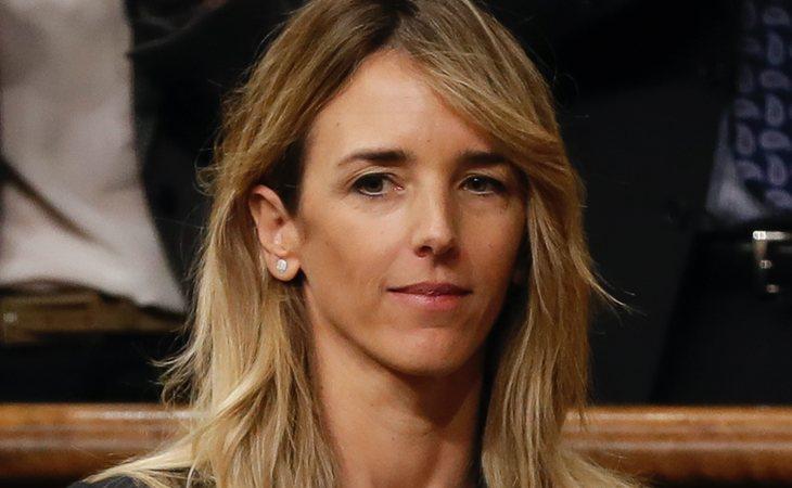 Cayetana Álvarez de Toledo (PP) vota NO a la investidura de Pedro Sánchez