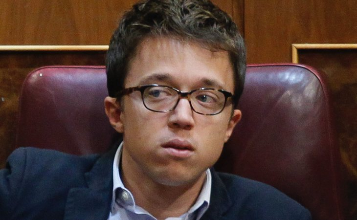 Íñigo Errejón (Más País) vota SÍ a la investidura de Pedro Sánchez