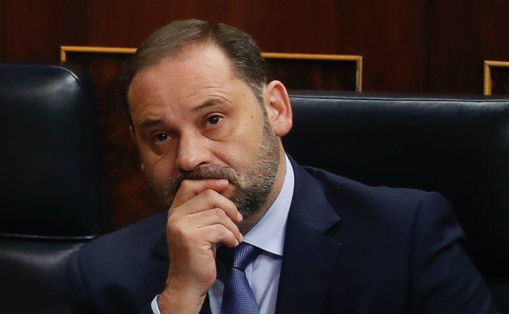 José Luís Ábalos (PSOE) vota SÍ a la investidura de Pedro Sánchez