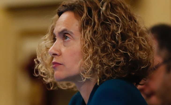 Meritxell Batet (PSOE) vota SÍ a la investidura de Pedro Sánchez
