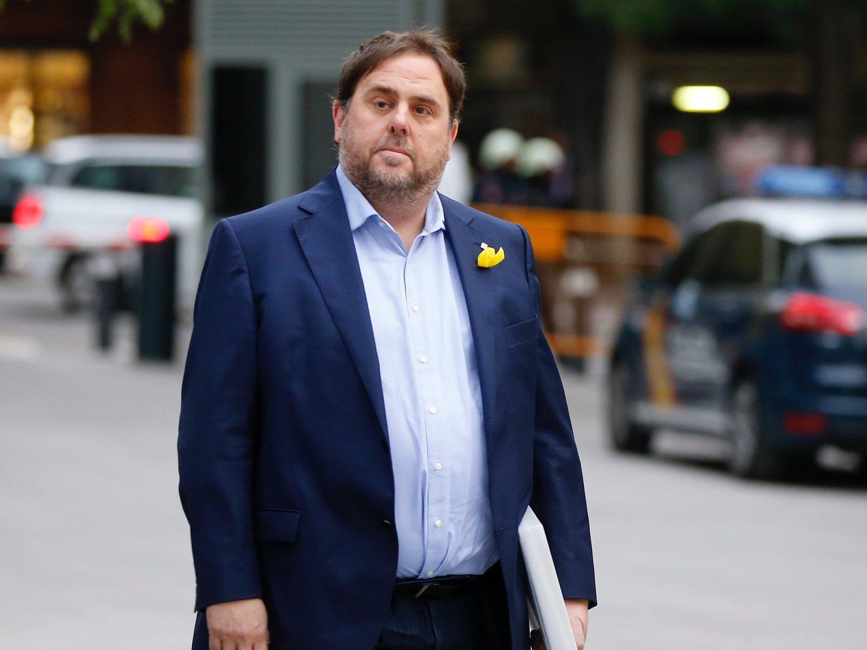 La Eurocámara reconocerá a Junqueras como diputado en contra de la Junta Electoral Central