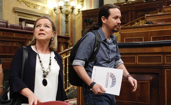 La presencia de Unidas Podemos en el Gobierno minaría las posibilidades del sector de Clavijo y Oramas en las primarias de CC