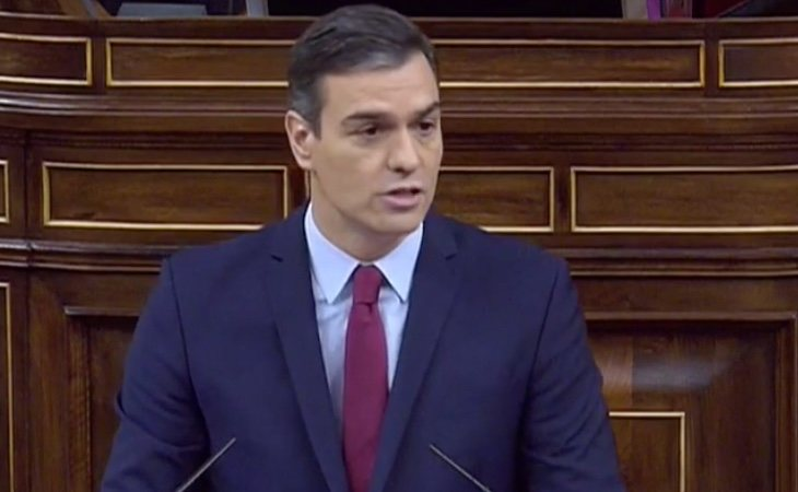 Sánchez: 'La nuestra es la única opción de Gobierno posible'. Señala las constantes repeticiones electorales y los largos períodos con ...