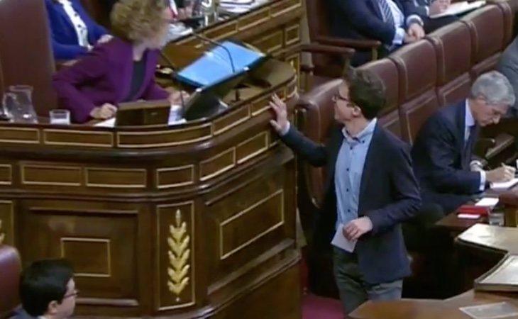 Se estrena Íñigo Errejón, líder de Más País