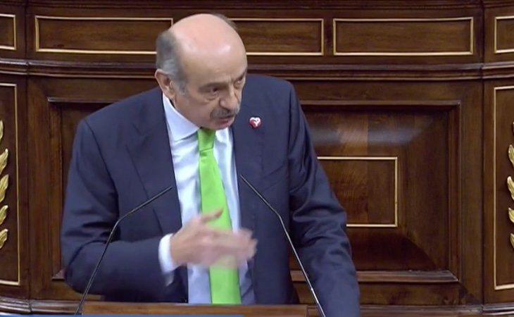 Mazón (PRC): 'Nos pide un acuerdo para debatir concesiones en Cataluña que no vamos a votar todos los españoles. Es un gobierno que durará lo que ...