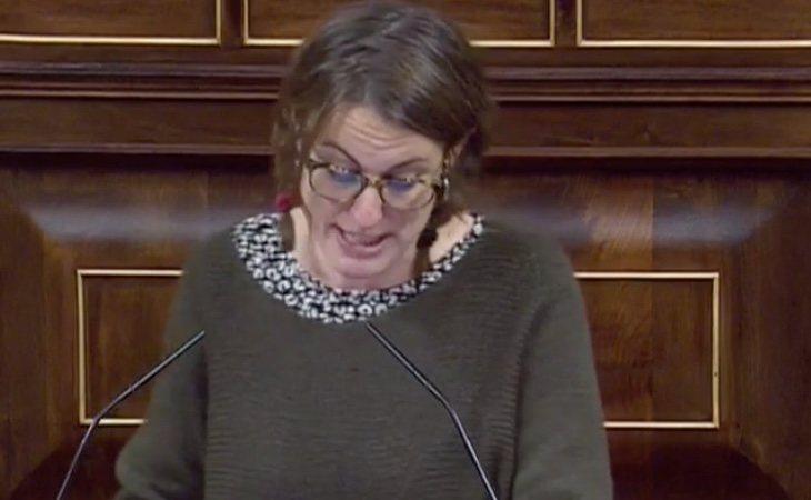 Mireia Vehí (CUP), tras reconocer que va a votar igual que PP-Cs-VOX: 'Nosotras trabajaremos para que la gente que os vota vea en nosotros una ...