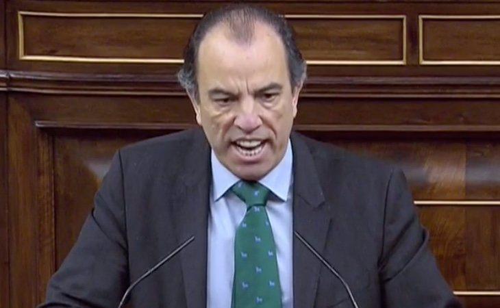 Adanero (UPN): 'Yo tengo a dos compañeros asesinados por ETA y ellos siguen en las mismas porque no condenan los asesinatos de ETA. Por mis ...