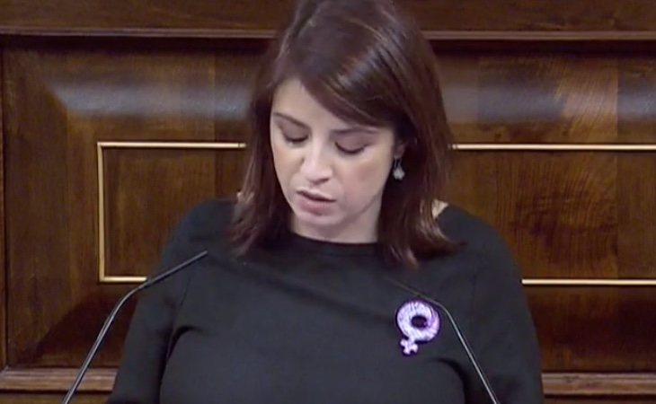 Lastra (PSOE) desmonta con datos el discurso de VOX contra los migrantes y critica la negación de la violencia de género: 'Señores de VOX, el ...