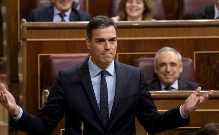 Pedro Sánchez, investido presidente del Gobierno con 167 votos a favor
