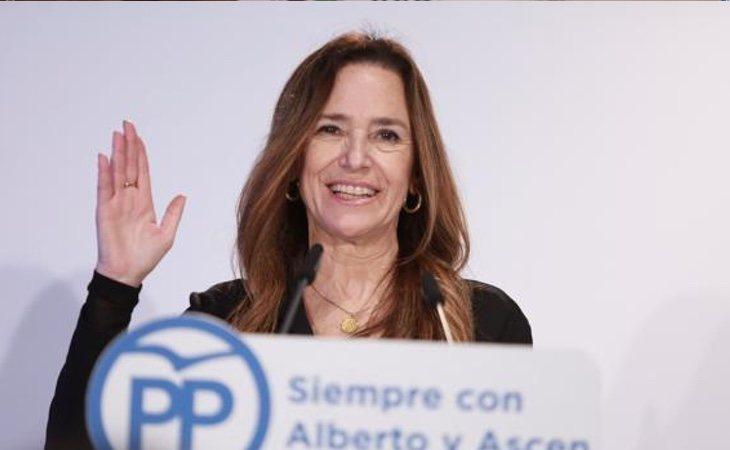 La diputada Teresa Jiménez-Becerril considera que