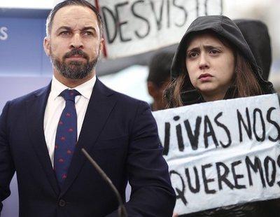 """Una de las autoras del estudio que usa VOX desmiente que """"el 70% de 'Manadas' sean extranjeras"""""""
