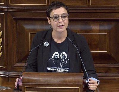 """Montse Bassa: así es la diputada de ERC a la que le importa """"un comino"""" España"""