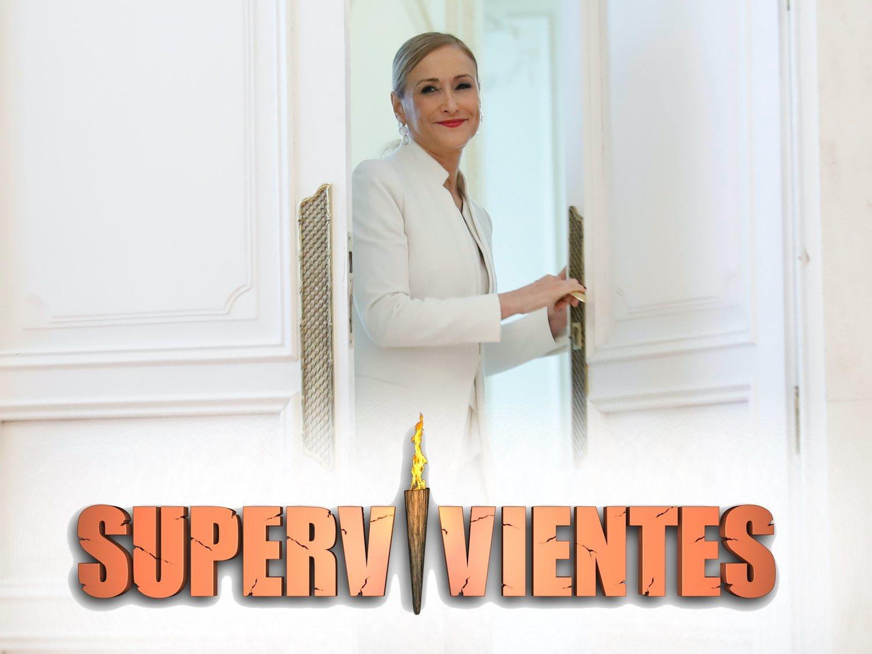 Cristina Cifuentes rechaza la oferta de Mediaset: no participará en 'Supervivientes'