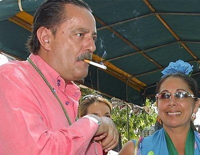 """Julián Muñoz carga contra Isabel Pantoja: """"Le gusta mucho el dinero"""""""