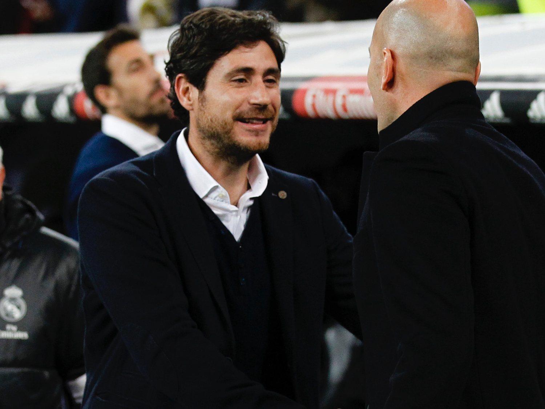 Difunden un vídeo sexual del entrenador del Málaga CF y el club opta por despedirlo