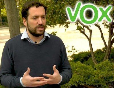 """Un candidato de VOX, sobre el activismo de las minorías: """"Son prepotentes, dan ganas de oprimirlas"""""""