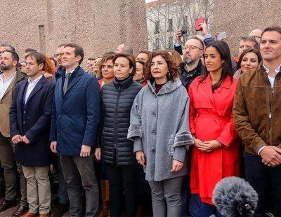 """PP y Ciudadanos no quieren otra """"foto de Colón"""" y no se manifestarán junto a VOX"""