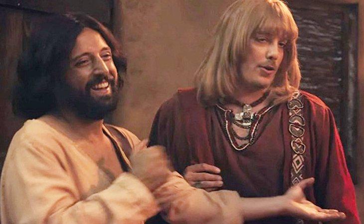 Fotograma de 'La primera tentación de Cristo'