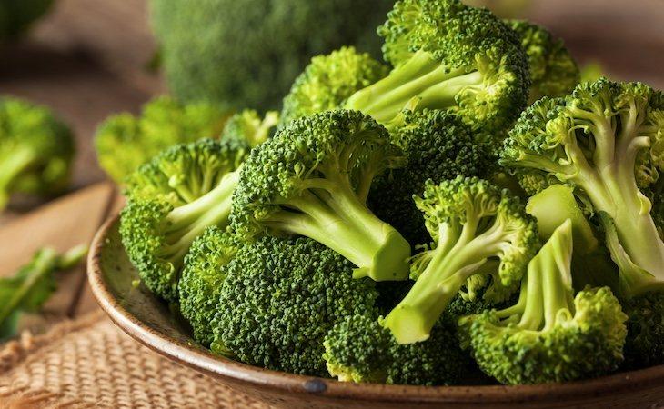 El brócoli es una de las verduras más nutritivas