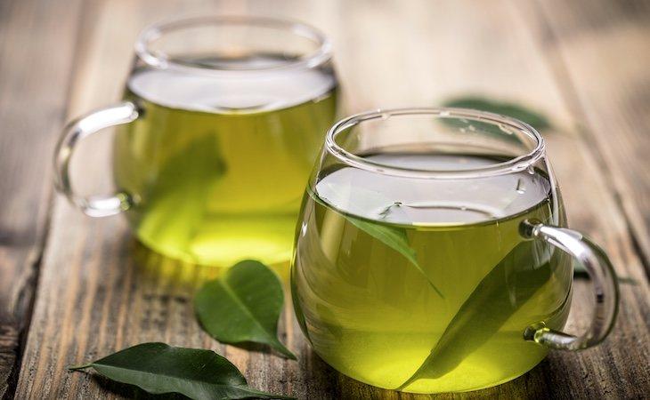 El té verde ayuda a reducir el riesgo de varias enfermedades