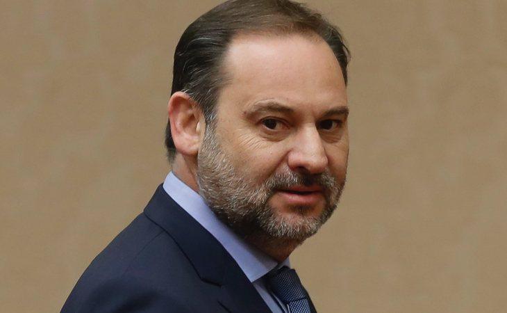 José Luís Ábalos, ministro de Transporte, Movilidad y Agenda Urbana