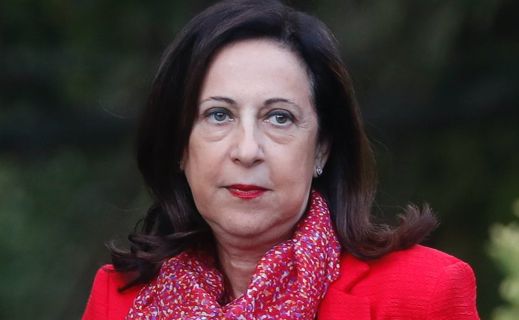 Margarita Robles, ministra de Defensa