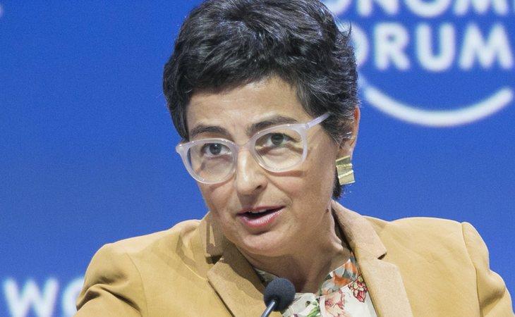 Arancha Gónzález Laya, ministra de Asuntos Exteriores, Unión Europea y Cooperación
