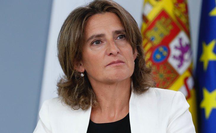Teresa Ribera, vicepresidenta de Transformación Ecológica y Reto Demográfico