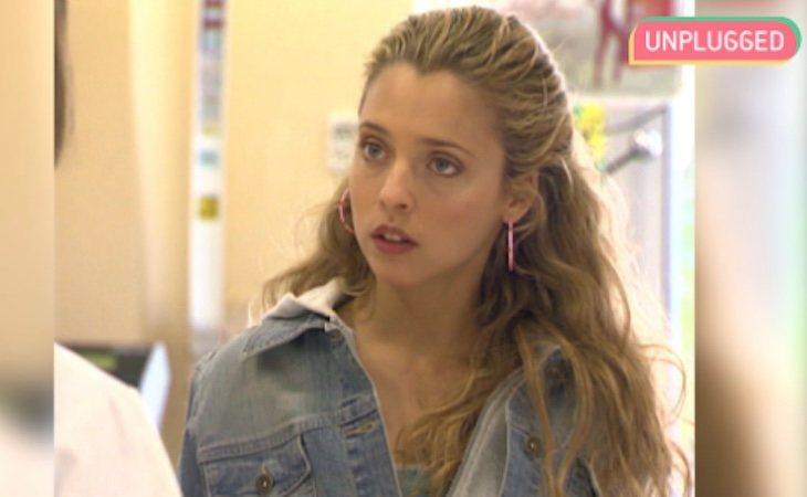 Leticia en 'Al salir de clase' | Fuente: Captura