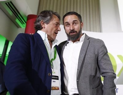 "Hermann Tertsch (VOX) carga contra Montero: ""Farruquita, trincona de putas y cocaína"""