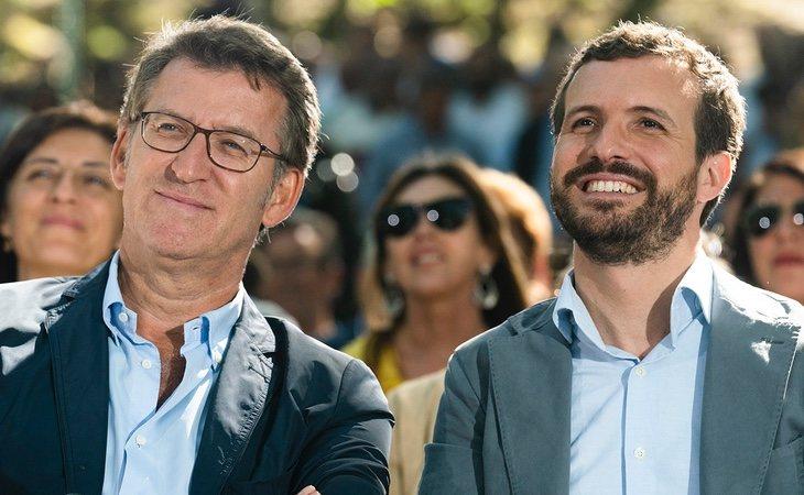 Pablo Casado tiene la oportunidad de escuchar a los barones que reinvindican una oposición moderada