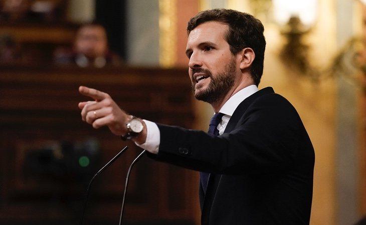 El fuerte tono bronco regala todo el voto huérfano de Ciudadanos al PSOE