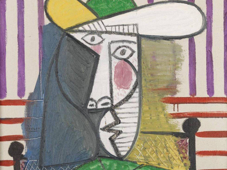 """Un español destroza un Picasso de 23,5 millones en Londres al grito de """"¡Viva Murcia!"""""""