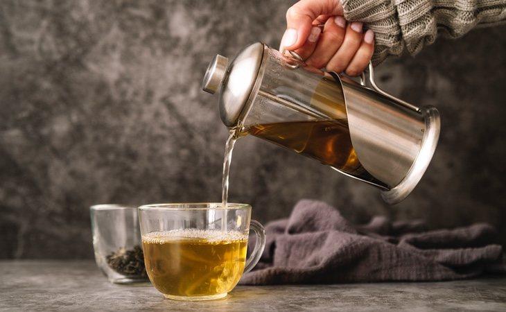 El té verde es uno de los más beneficiosos para disfrutar de las propiedades en nuestra salud