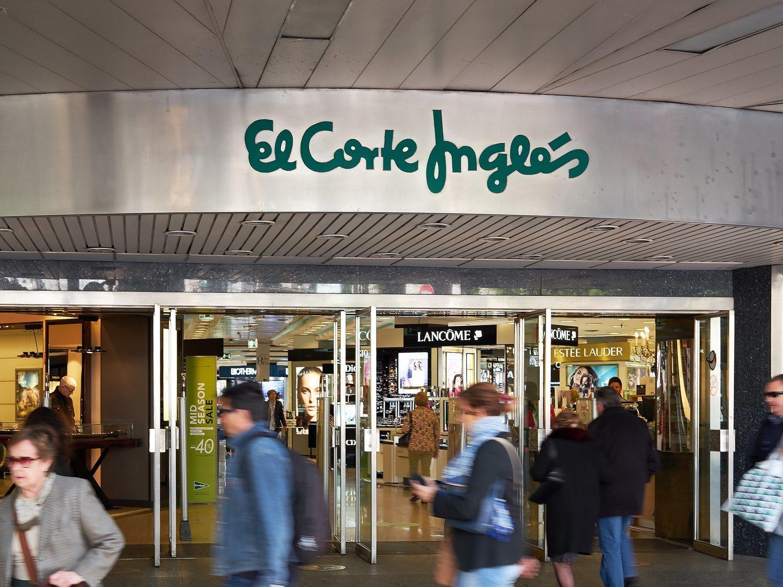 El Corte Inglés empieza a diversificar sus negocios por el estancamiento de sus centros