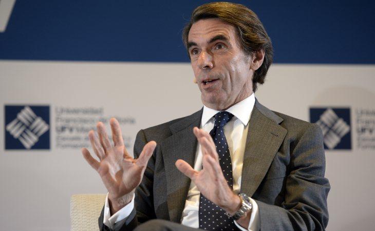 Aznar es considerado uno de los cinco peores expresidentes del mundo