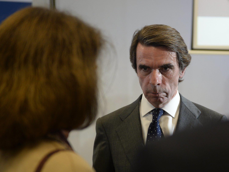 José María Aznar es considerado uno de los cinco peores expresidentes del mundo