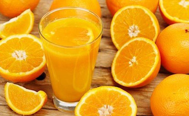 Un zumo de naranja exprimido dura más de 48 horas
