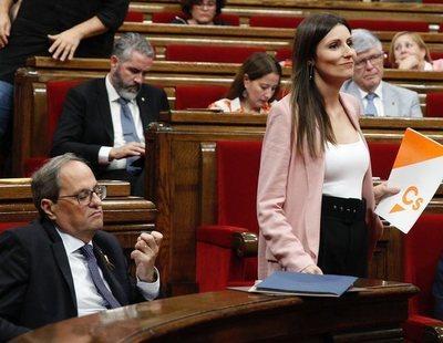 PP y Cs pactan con Quim Torra para subirse el sueldo en el Parlament