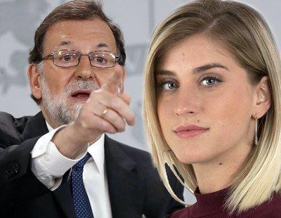 El saludito que Samantha ('OT 2020') le dedicó a Mariano Rajoy en el pasado