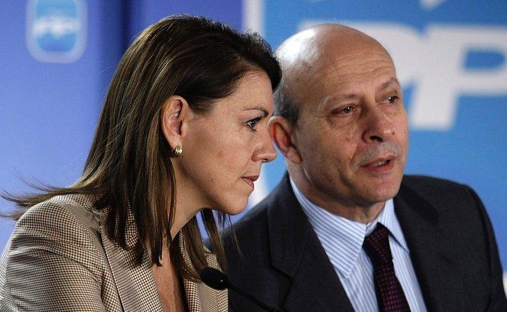 La ley Wert generó una fuerte polémica y solo fue aprobada con los votos del Partido Popular