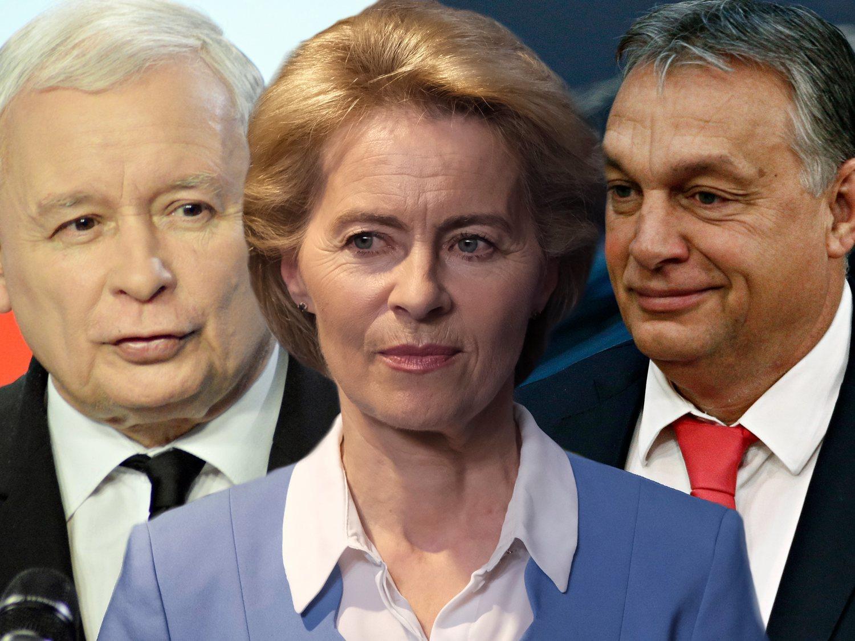 La tolerancia de la UE con la ultraderecha polaca y húngara mina la democracia en el Este