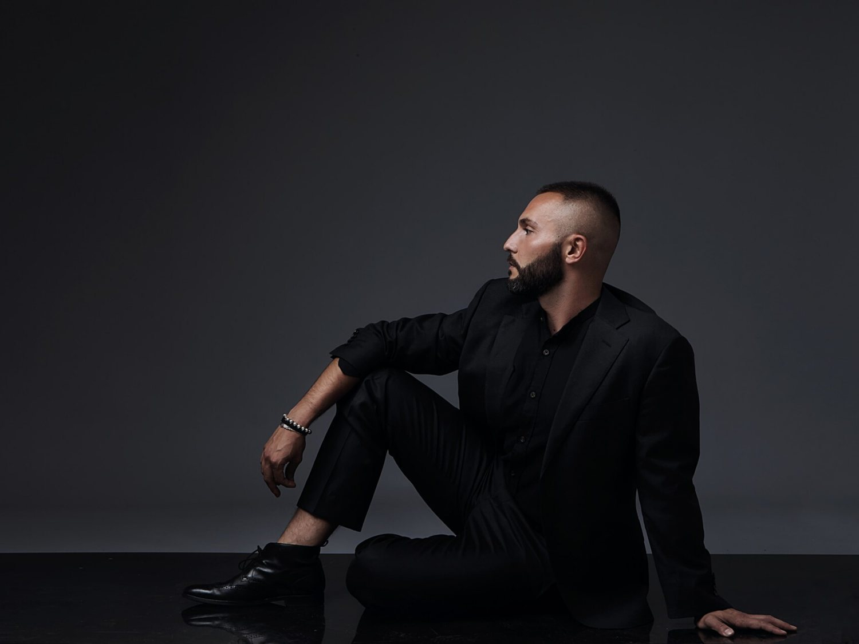 Vasil Garvanliev, representante de Macedonia del Norte en Eurovisión 2020