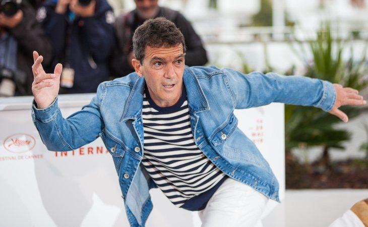 Los medios de Estados Unidos consideran al actor Antonio Banderas como una