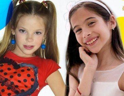 Crossover de Eurovisión Junior: Melani imita a María Isabel y su 'Antes muerta que sencilla'