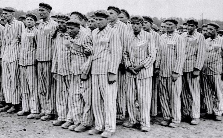 Los vecinos homenajeados fueron recluidos en varios campos de exterminio