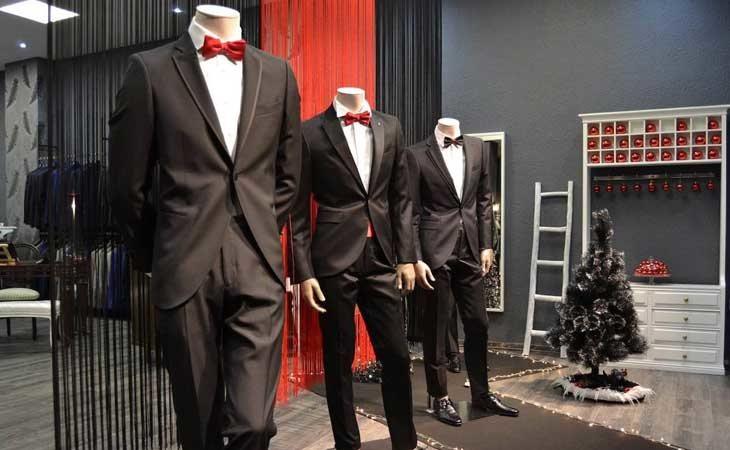 15 euros por probarse el traje