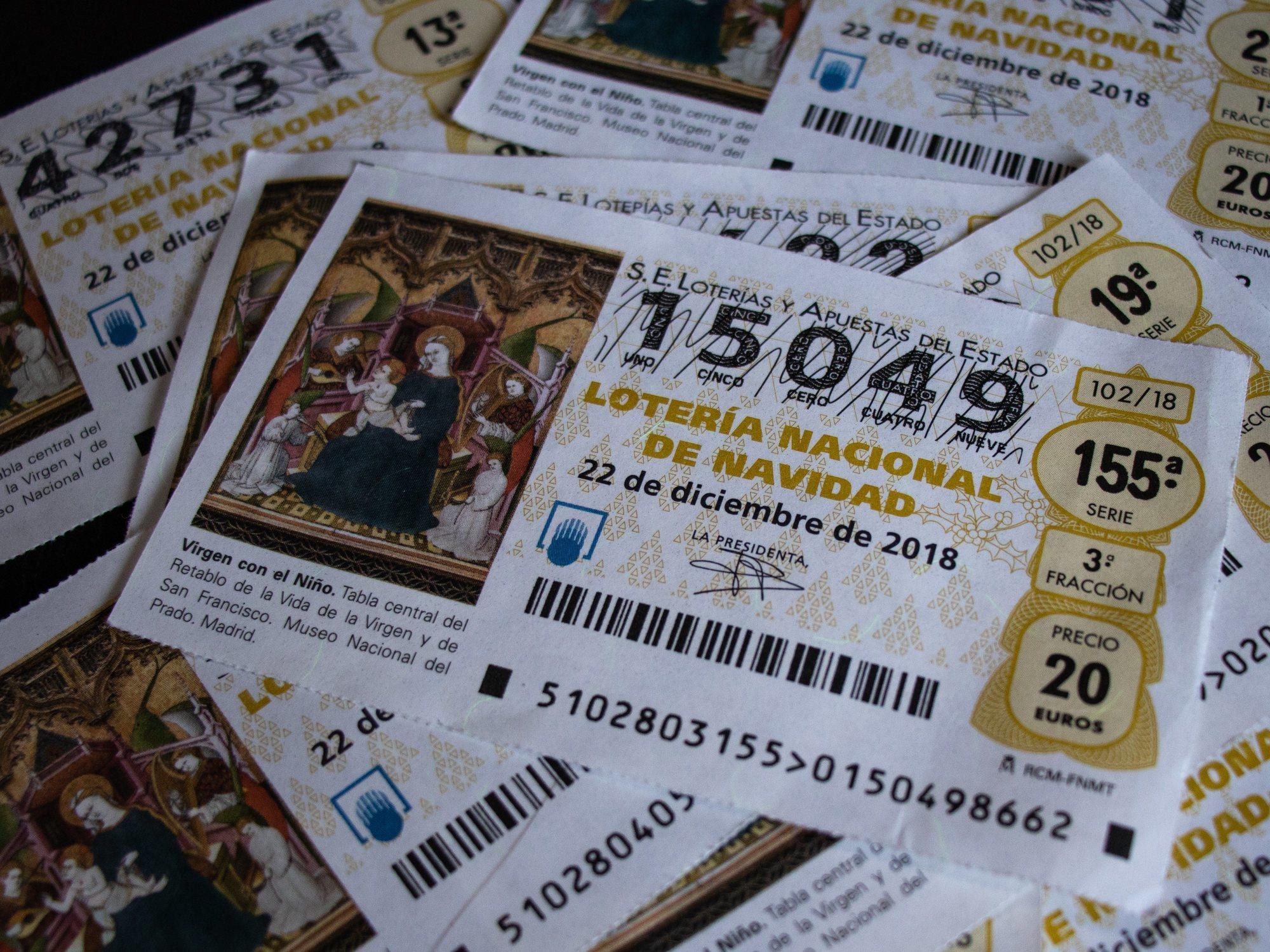 ¿Qué tienes que hacer si se repite el sorteo de la Lotería de Navidad?