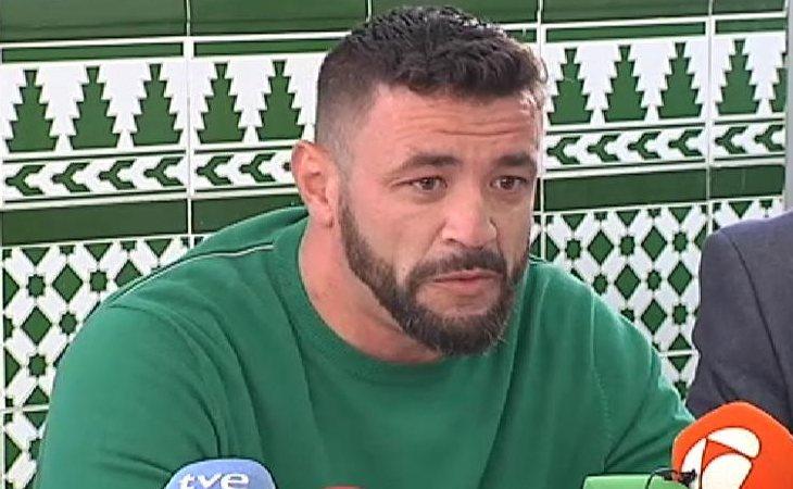 David Serrano, dueño del pozo donde cayó Julen
