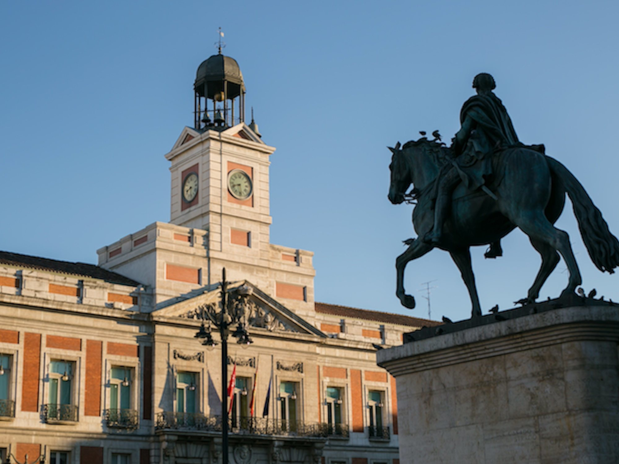 Una Puerta del Sol sin árboles: así será la renovada plaza madrileña